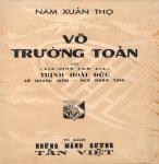 Võ Trường Toản - Nam Xuân Thọ