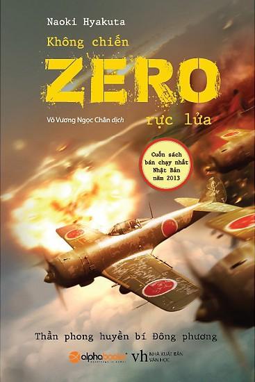 Không Chiến Zero Rực Lửa - Naoki Hyakuta