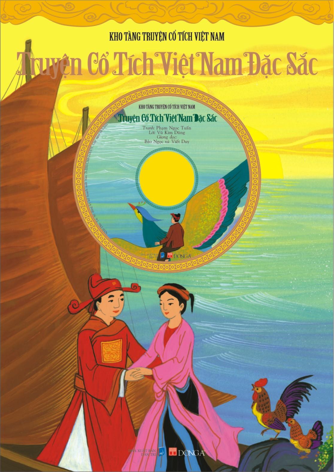 eBook Tranh Truyện Cổ tích Việt nam trọn bộ 20 cuốn PDF [Cổ Tích]